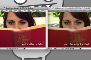 Colorediting