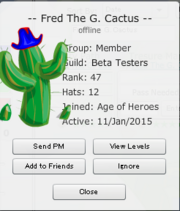 Fred the G.Cactus