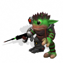 Железный Воитель(без костюма)