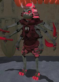 Кровавый самурай пнг