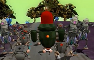 Найджел в армии роботов
