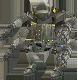 Робот Уилл (Информация)