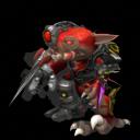 Beast Infected Grox
