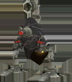 Робот Бэн (Антипод Тома) (Информация)