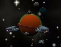 Планета Аридан