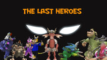 LastHeroes Poster