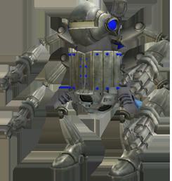 Робот Рэндалл (Антипод Уилла) (Информация)
