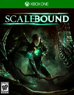 Scalebound cover