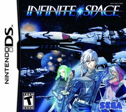 Infinitespace-cover