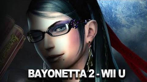 Wii U Bayonetta 2 Announcement Trailer - Nintendo NYC Conference 2012