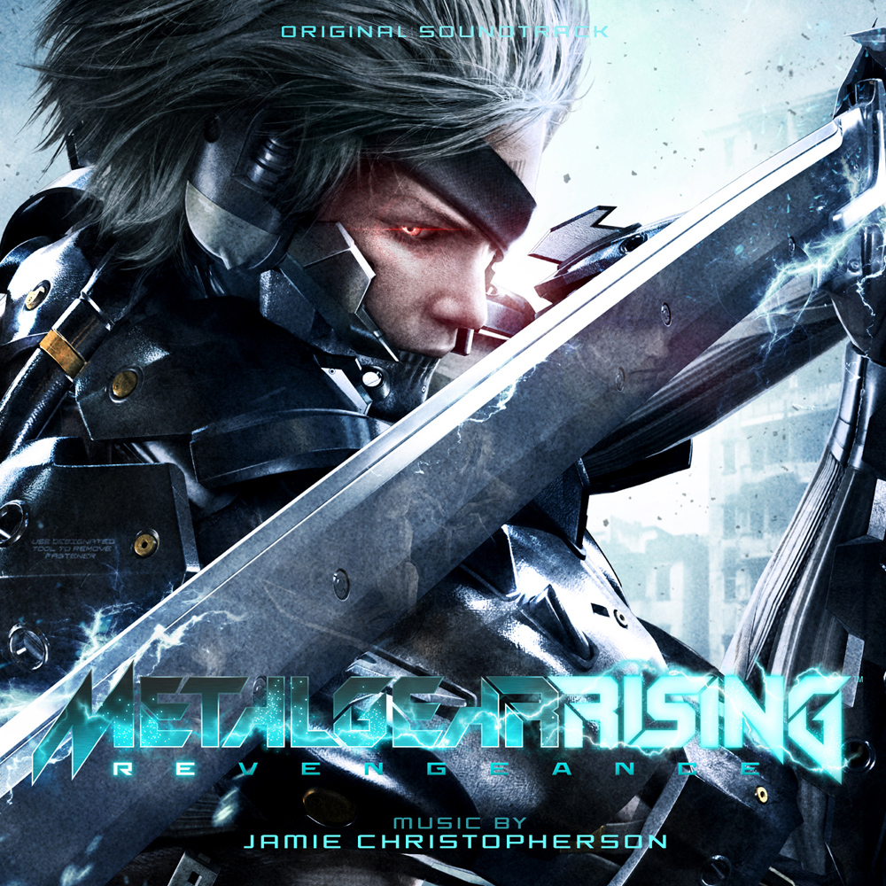 Metal Gear Rising Revengeance Boss Battle Gameplay