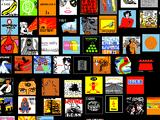 Das 1001 Pixel-Art Album-Cover-Projekt