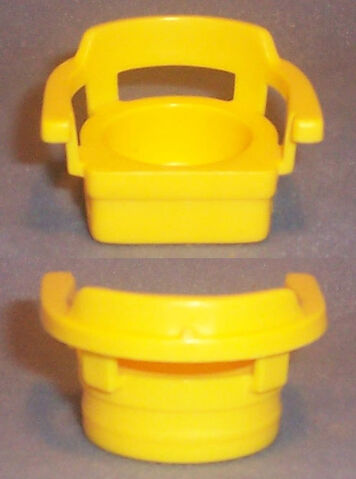 File:Small Plastic Yellow Single Seat Captain Chair.jpg