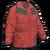 Снежная куртка - красный значок