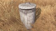Barrel Trash