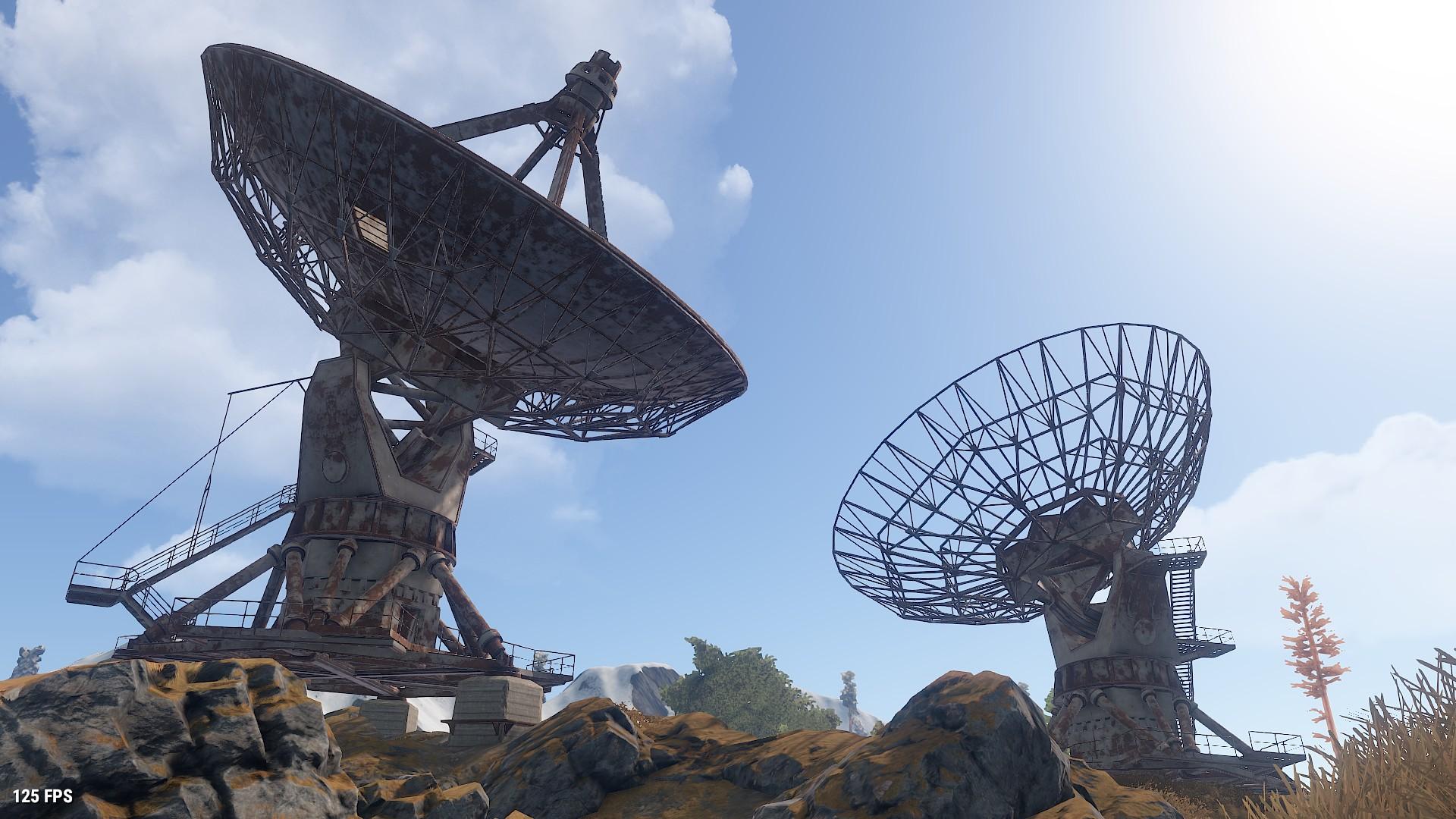 satellite dish array rust wiki fandom powered by wikia