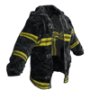 Fire jacket icon
