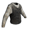Captain's Vest and Shirt icon