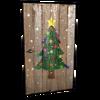 Christmas Tree Door icon