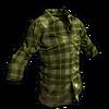 Green Lumberjack icon