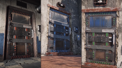 There are three types of doors red doors blue doors and green doors. Red doors being the most difficult followed by blue being medium and green being the ... & Rust Key Cards | Rust Wiki | FANDOM powered by Wikia