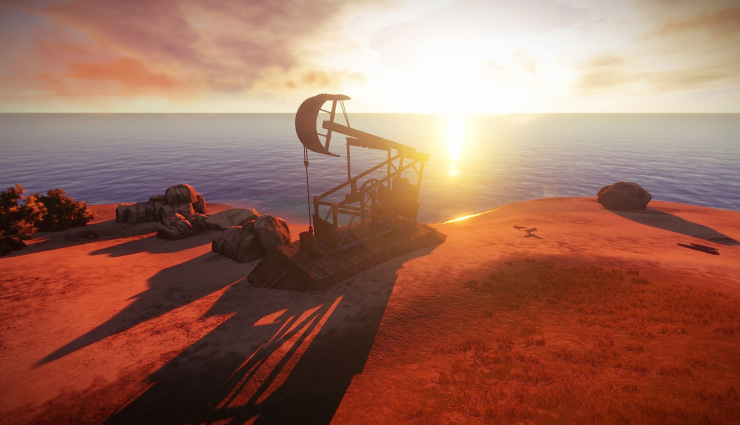 Pump Jack | Rust Wiki | FANDOM powered by Wikia