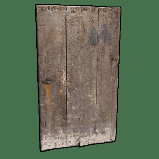 Old Heavy Wooden Door  sc 1 st  Rust Wiki - Fandom & Old Heavy Wooden Door | Rust Wiki | FANDOM powered by Wikia