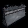 Значок металлической баррикады (скин)
