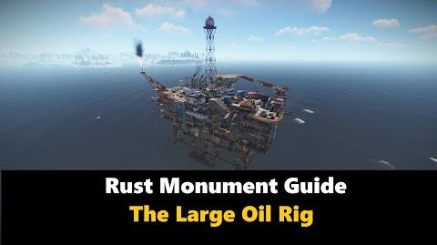 Rust Large Oil Rig Respawn Time | Asdela