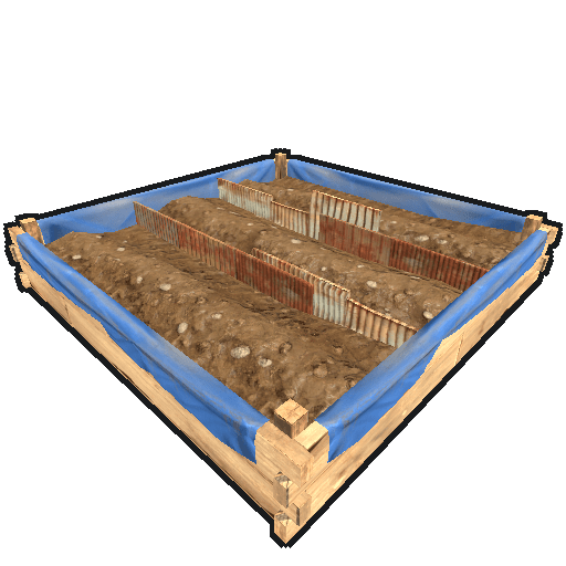 Large Planter Box Rust Wiki Fandom