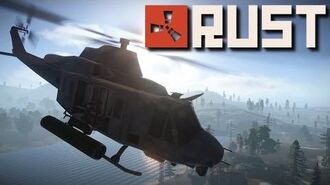 Rust Tips 'n Tricks! - How to Solo the Attack Helicopter!