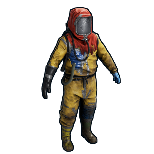 Hazmat Suit | Rust Wiki | FANDOM powered by Wikia