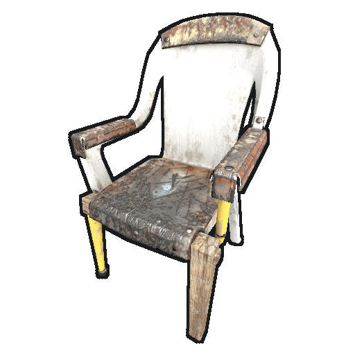 Chair rust wiki fandom powered by wikia chair malvernweather Choice Image