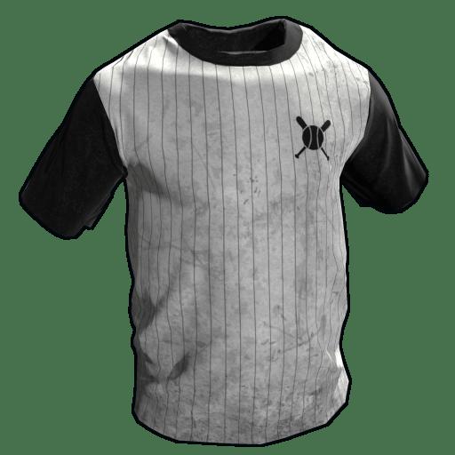 Baseball tshirt rust wiki fandom powered by wikia baseball tshirt malvernweather Choice Image
