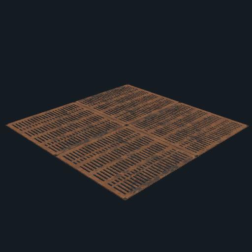Floor Grill Rust Wiki Fandom