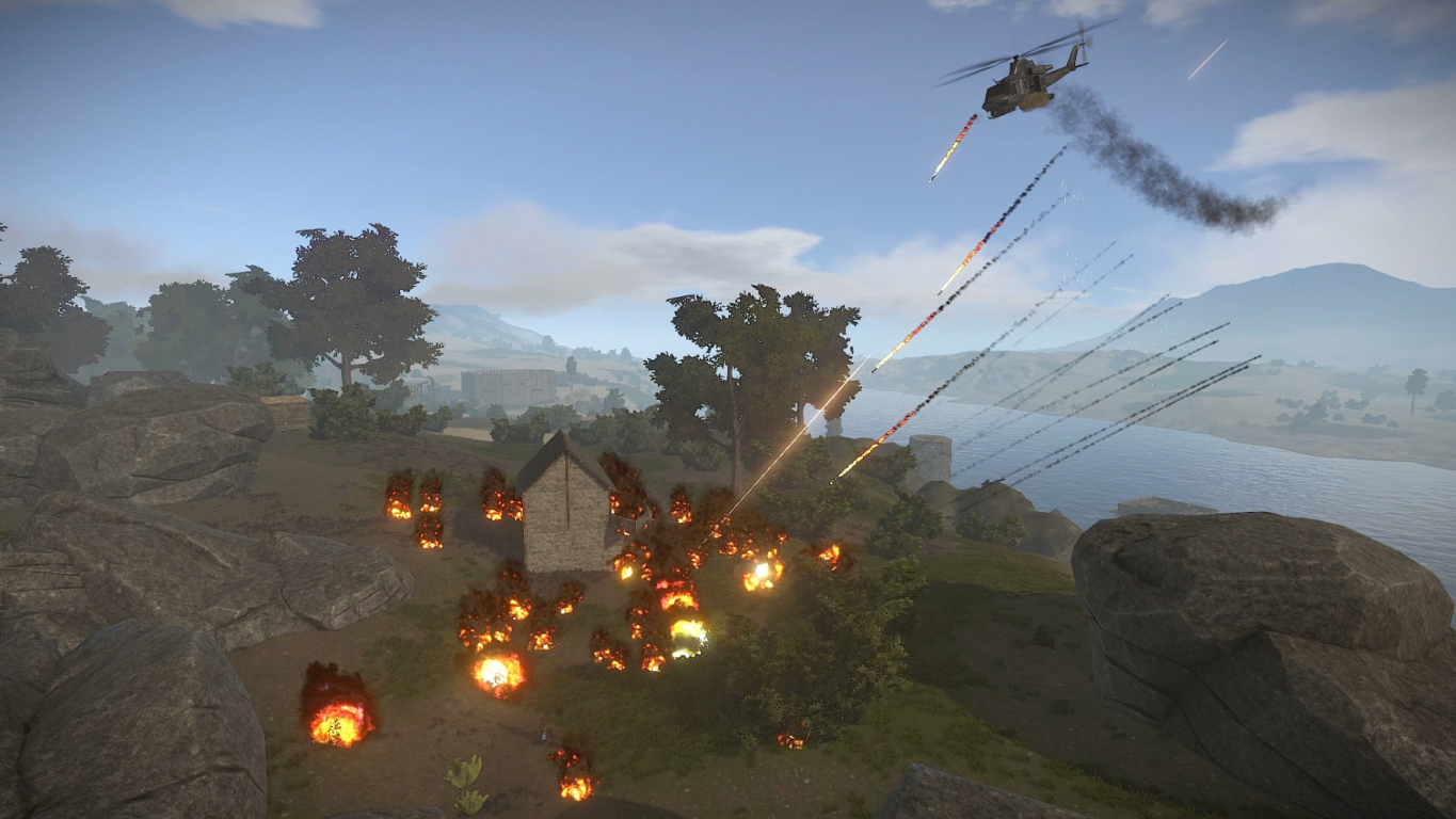 Attack Helicopter | Rust Wiki | FANDOM powered by Wikia