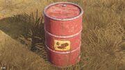 Barrel Oil