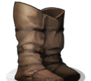 Hide Boots