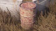 Barrel Unmarked
