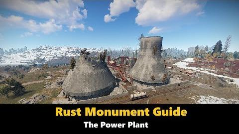 Rust Monument Guide - The Power Plant