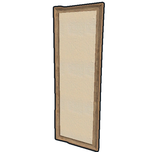 Tall Picture Frame | Rust Wiki | FANDOM powered by Wikia