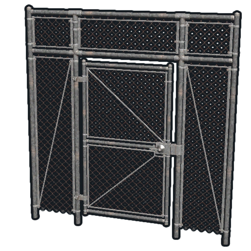 Chainlink Fence Gate  sc 1 st  Rust Wiki - Fandom & Chainlink Fence Gate | Rust Wiki | FANDOM powered by Wikia