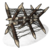 Barbed Wooden Barricade icon