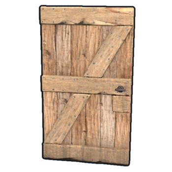 Wooden Door  sc 1 st  Rust Wiki - Fandom & Wooden Door | Rust Wiki | FANDOM powered by Wikia