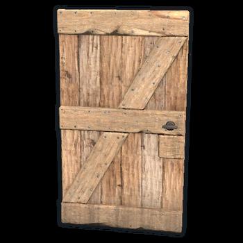 Good Wooden Door