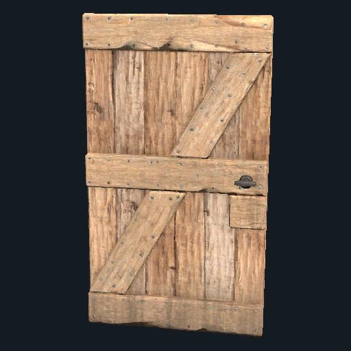Wooden Door  sc 1 st  Rust Wiki - Fandom & Wooden Door | Rust Wiki | FANDOM powered by Wikia