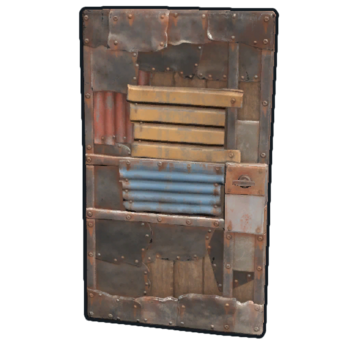 Sheet Metal Door  sc 1 st  Rust Wiki - Fandom & Sheet Metal Door | Rust Wiki | FANDOM powered by Wikia