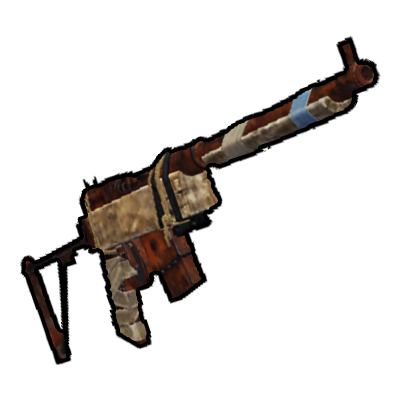 Semi automatic rifle rust wiki fandom powered by wikia semi automatic rifle malvernweather Images