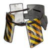 Hazard Cover Pants icon