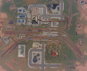 Industrial Train Yard | Rust Wiki | Fandom